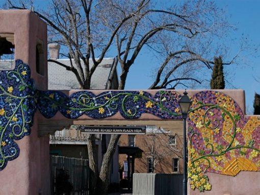 Squash Blossoms for Burque, 2004