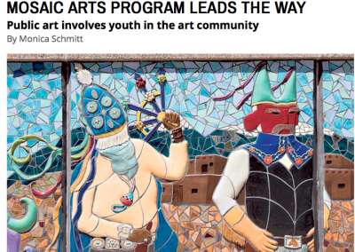 ALIBI Article About The Mayor's Art Institute