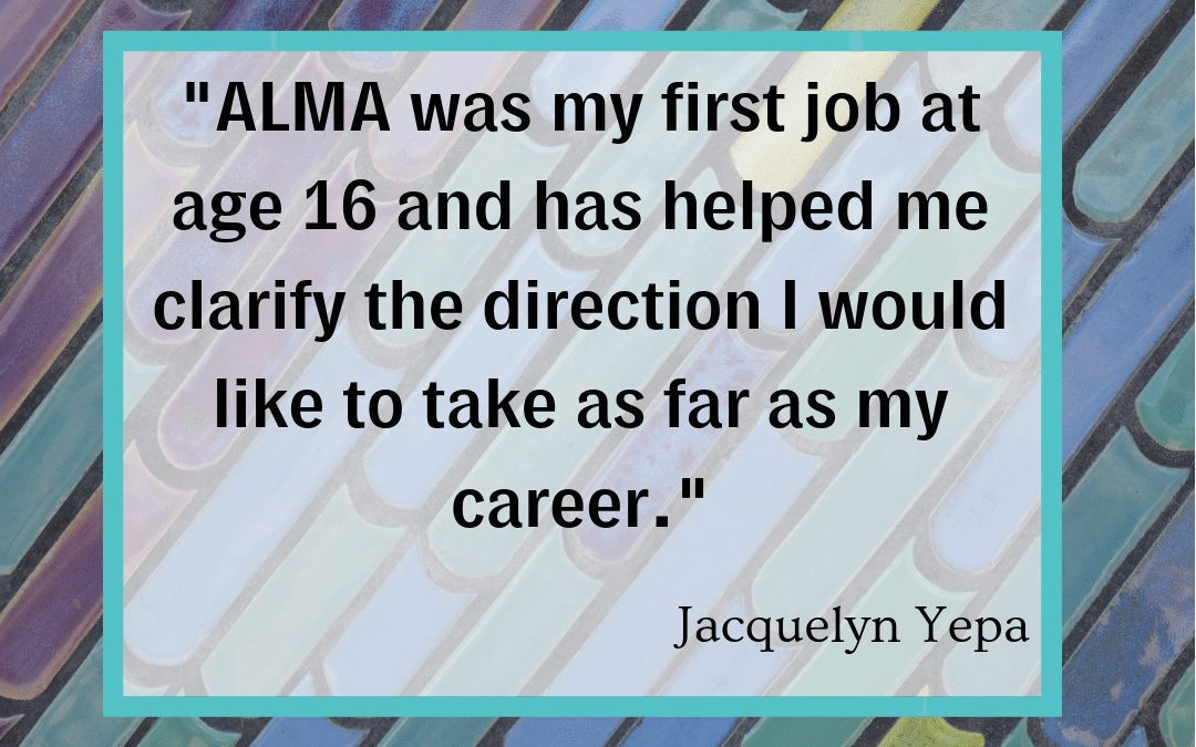 Jacquelyn Yepa Apprentice- 4th year