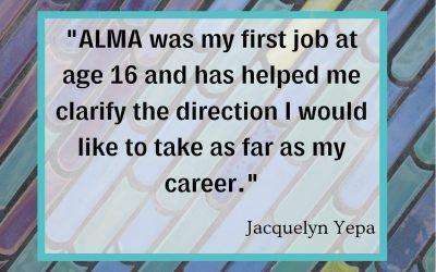 Jacquelyn Yepa Apprentice- 4th year