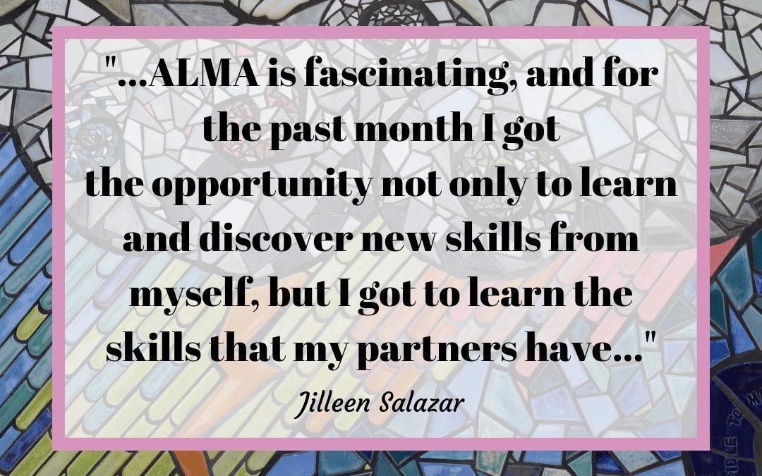 Jilleen Salazar – 1.5 Year Apprentice