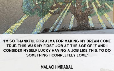 Malachi Mirabal – First Year Apprentice