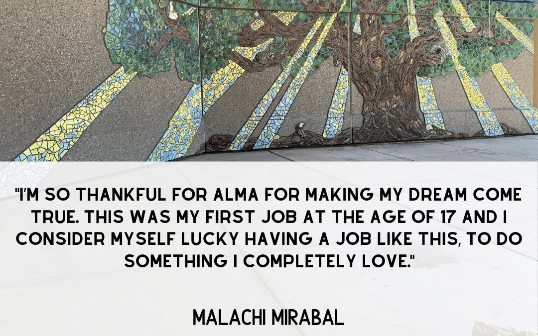 Malachi Mirabal – First Year Apprentice