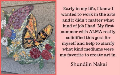 Shundiin Nakai 4th Year Apprentice