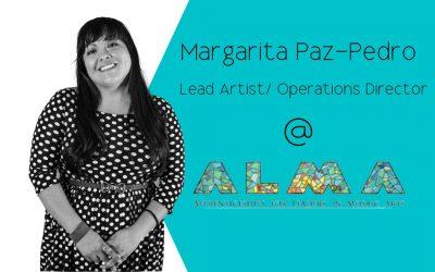 Margarita Paz-Pedro of ALMA