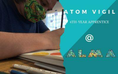 Atom Vigil | 4th-year Apprentice